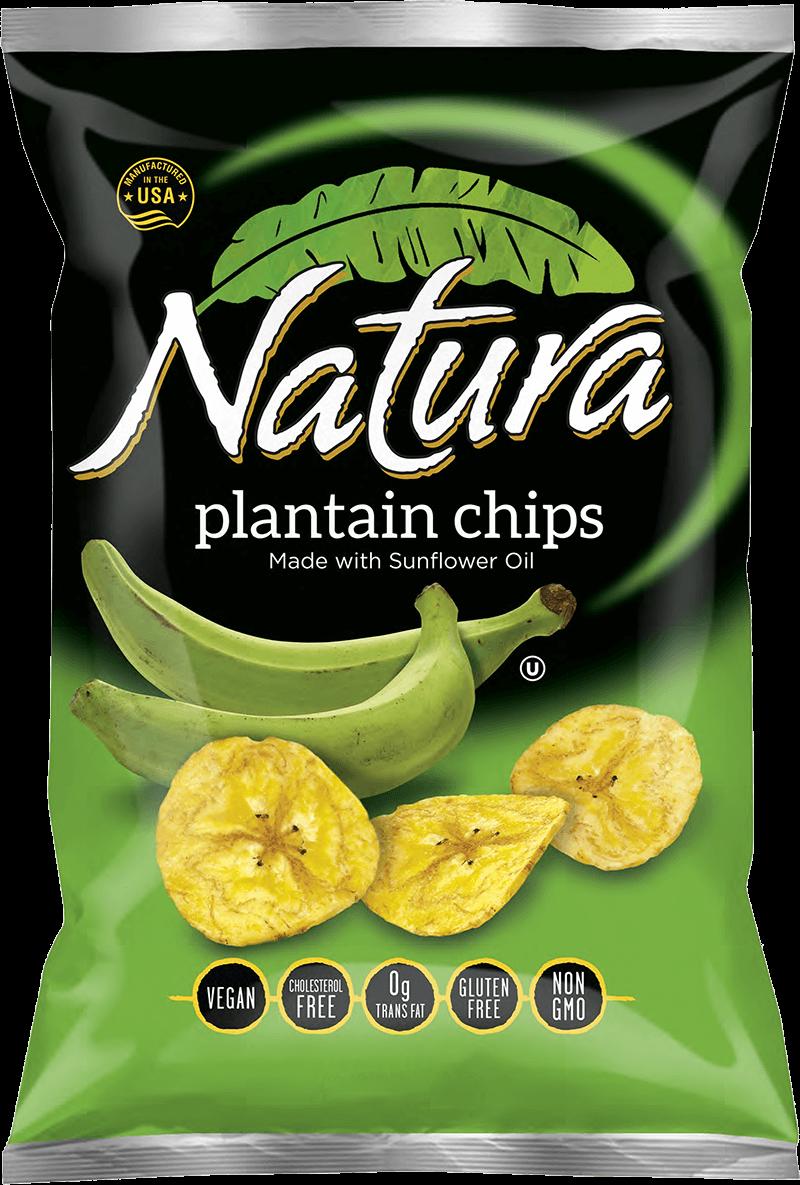 Natura original chip bag
