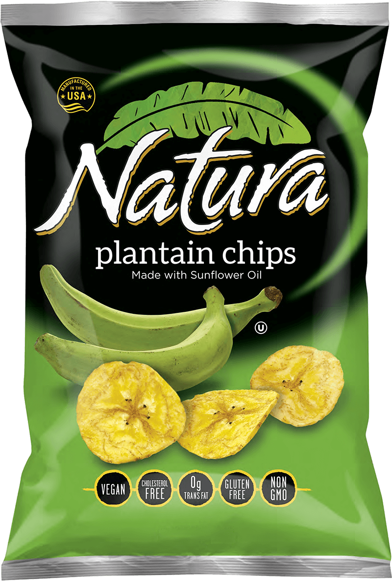 Natura original chip bag